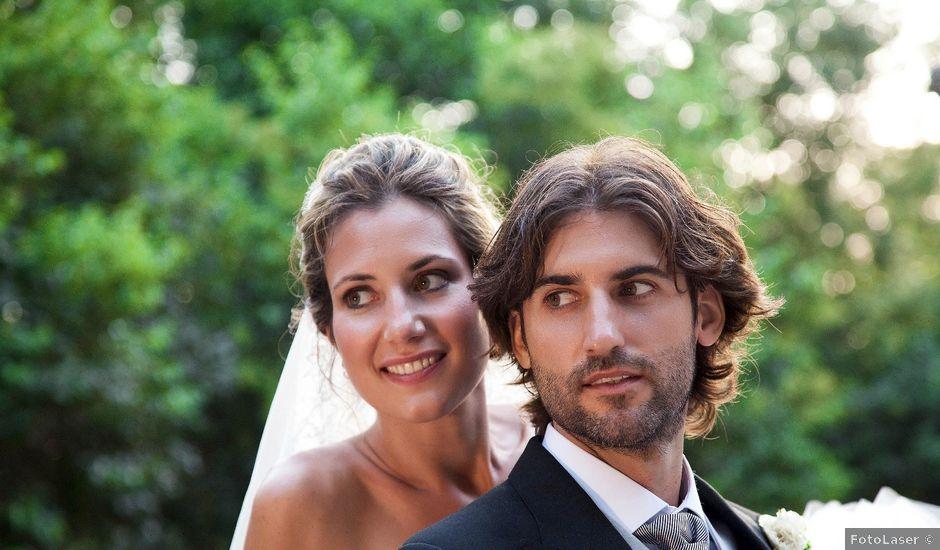 La boda de Nacho y Bea en Granada, Granada