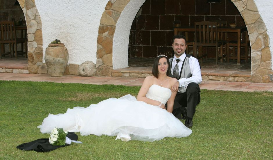 La boda de Sandra y Iván en Subirats, Barcelona