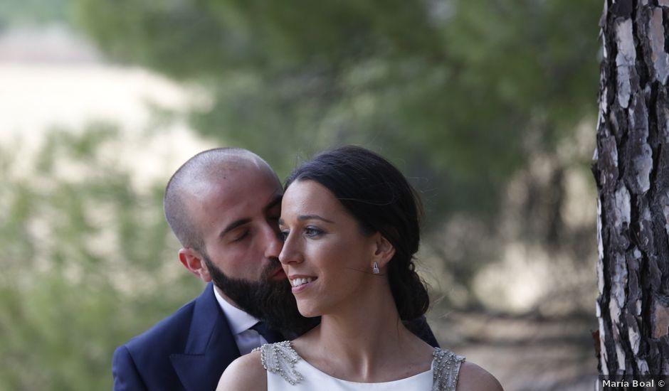 La boda de Miguel y Cristina en Cabezon De Pisuerga, Valladolid