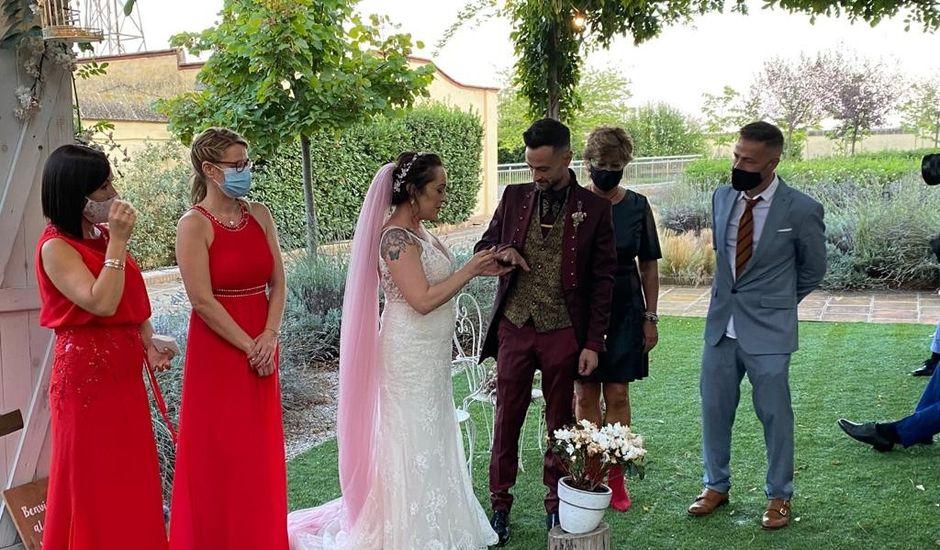 La boda de Miguel y Aroa en L' Ametlla Del Valles, Barcelona
