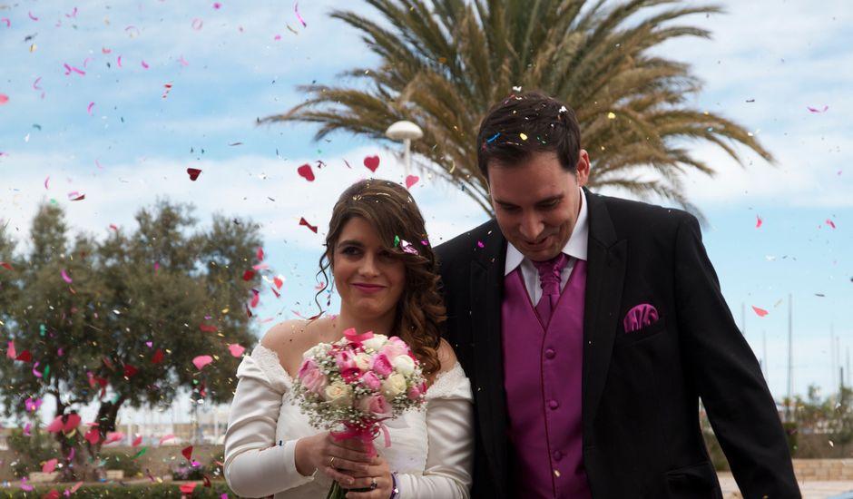 La boda de Javier y Natalia en Valencia, Valencia