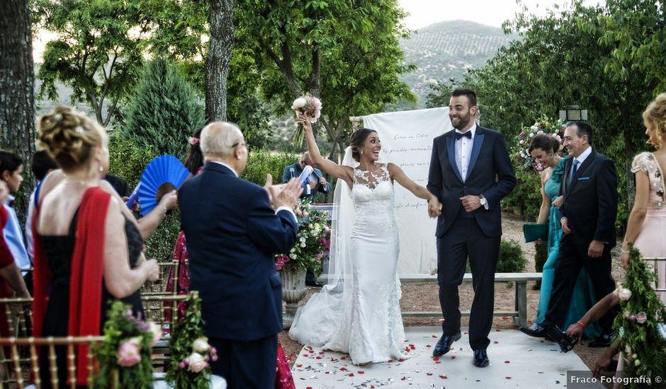 La boda de Sergio y Eva en Córdoba, Córdoba