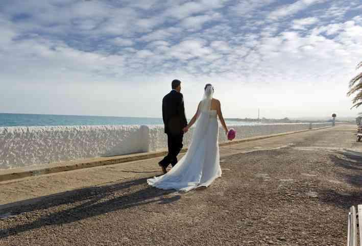 La boda de Silvia y Xema