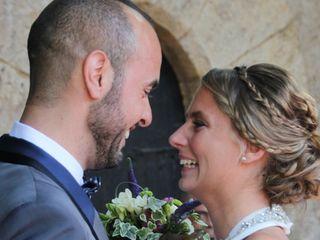 La boda de Eduardo y Marta