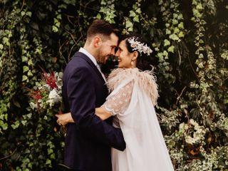 La boda de Alberto y Inma