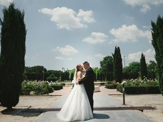 La boda de Magdalena y Iván 2