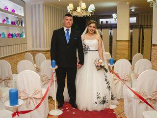 La boda de Magdalena y Iván