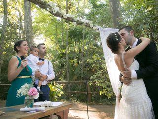 La boda de Isma y Laura
