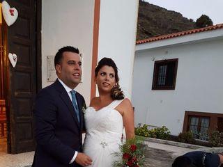 La boda de Rosi y Cristo