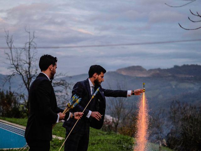 La boda de Amador y Emma en Santa Ana De Abuli, Asturias 1