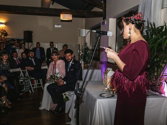 La boda de Amador y Emma en Santa Ana De Abuli, Asturias 14