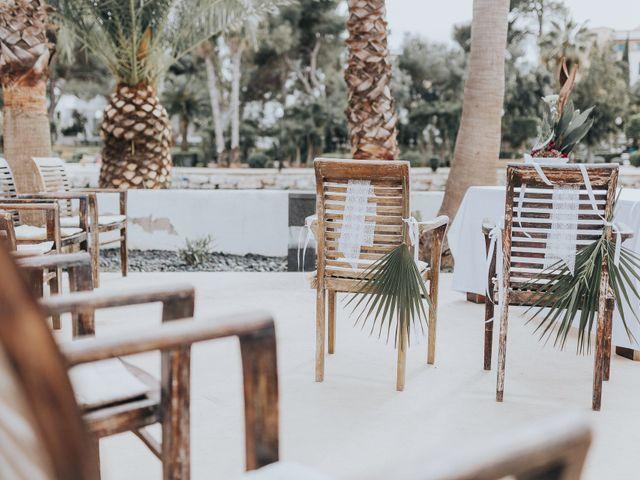 La boda de Josep y Ángles en Santa Maria (Isla De Ibiza), Islas Baleares 15