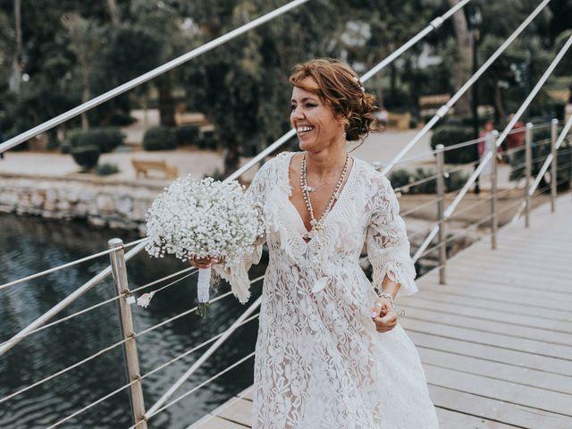 La boda de Josep y Ángles en Santa Maria (Isla De Ibiza), Islas Baleares 20