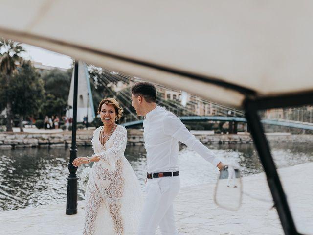 La boda de Josep y Ángles en Santa Maria (Isla De Ibiza), Islas Baleares 21
