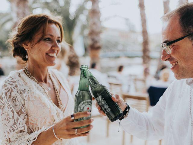 La boda de Josep y Ángles en Santa Maria (Isla De Ibiza), Islas Baleares 23