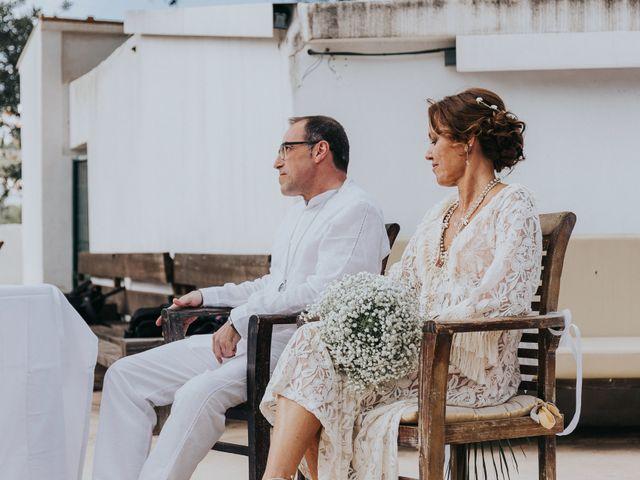 La boda de Josep y Ángles en Santa Maria (Isla De Ibiza), Islas Baleares 24