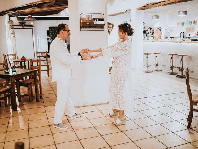 La boda de Josep y Ángles en Santa Maria (Isla De Ibiza), Islas Baleares 31