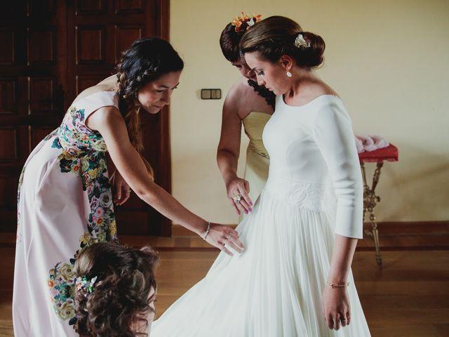 La boda de Josu y Silvia en Torremocha Del Jarama, Madrid 34