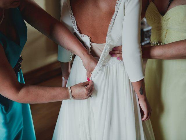La boda de Josu y Silvia en Torremocha Del Jarama, Madrid 35