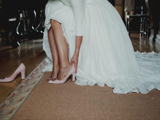 La boda de Josu y Silvia en Torremocha Del Jarama, Madrid 37