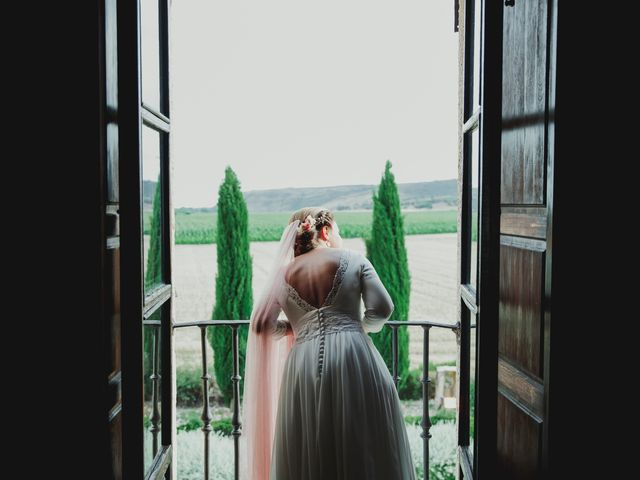 La boda de Josu y Silvia en Torremocha Del Jarama, Madrid 41