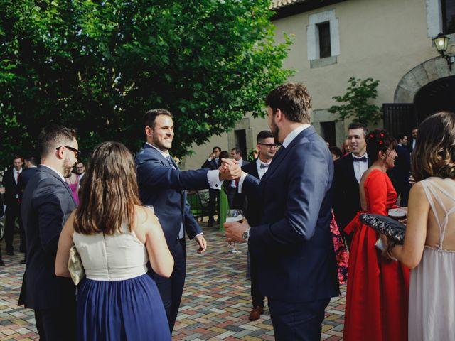 La boda de Josu y Silvia en Torremocha Del Jarama, Madrid 64