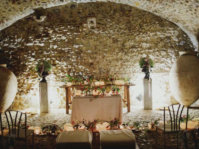 La boda de Josu y Silvia en Torremocha Del Jarama, Madrid 66