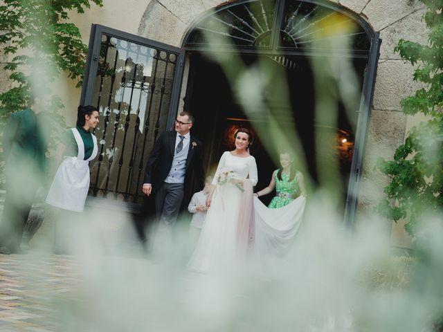 La boda de Josu y Silvia en Torremocha Del Jarama, Madrid 73
