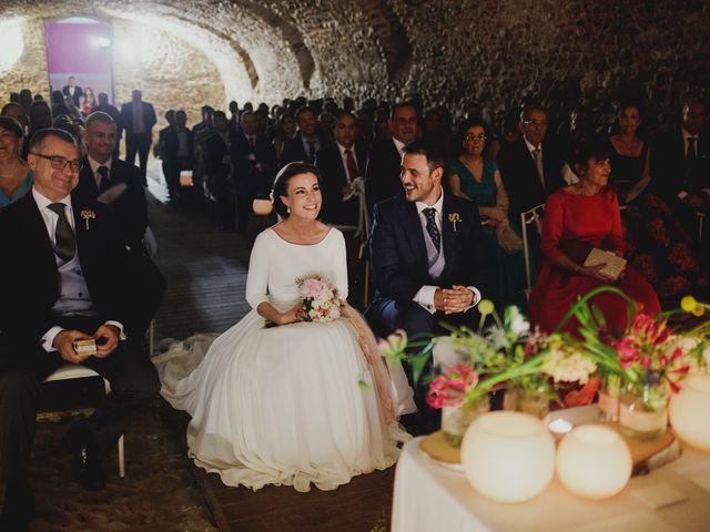 La boda de Josu y Silvia en Torremocha Del Jarama, Madrid 74