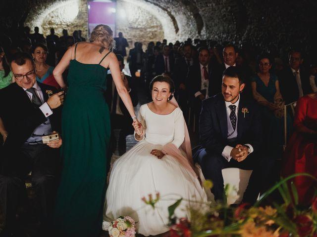 La boda de Josu y Silvia en Torremocha Del Jarama, Madrid 79