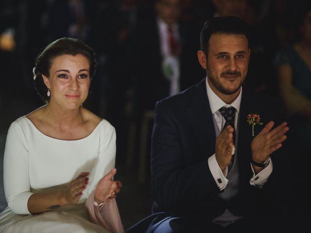 La boda de Josu y Silvia en Torremocha Del Jarama, Madrid 81