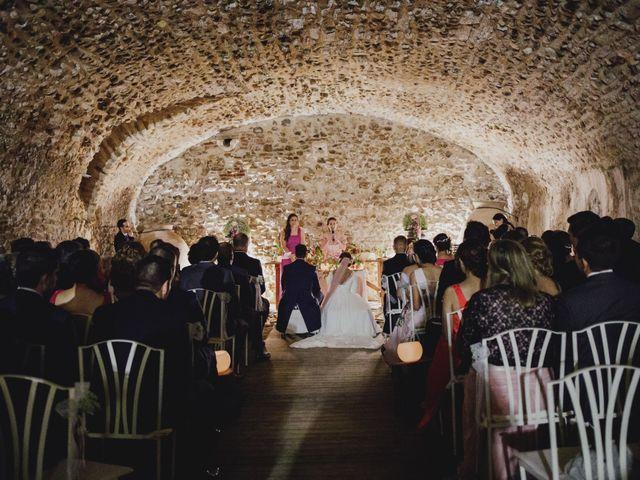 La boda de Josu y Silvia en Torremocha Del Jarama, Madrid 82