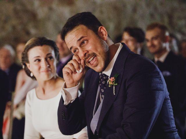 La boda de Josu y Silvia en Torremocha Del Jarama, Madrid 84
