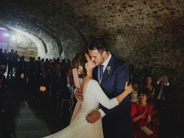 La boda de Josu y Silvia en Torremocha Del Jarama, Madrid 88