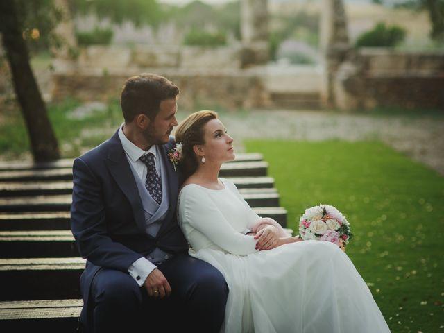 La boda de Josu y Silvia en Torremocha Del Jarama, Madrid 101
