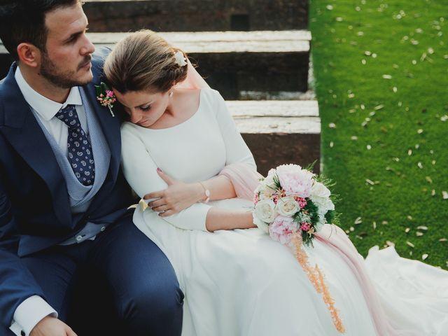 La boda de Josu y Silvia en Torremocha Del Jarama, Madrid 103