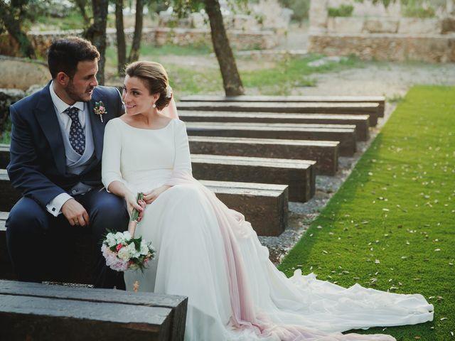 La boda de Josu y Silvia en Torremocha Del Jarama, Madrid 106