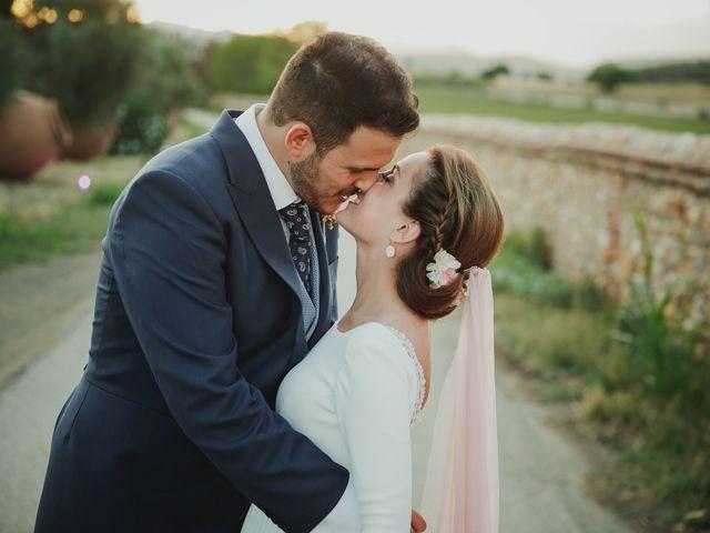 La boda de Josu y Silvia en Torremocha Del Jarama, Madrid 111