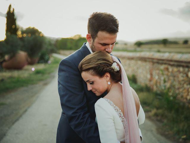 La boda de Josu y Silvia en Torremocha Del Jarama, Madrid 112