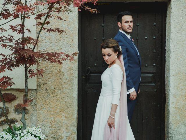 La boda de Josu y Silvia en Torremocha Del Jarama, Madrid 113