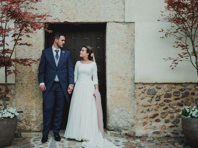 La boda de Josu y Silvia en Torremocha Del Jarama, Madrid 114
