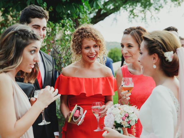 La boda de Josu y Silvia en Torremocha Del Jarama, Madrid 122