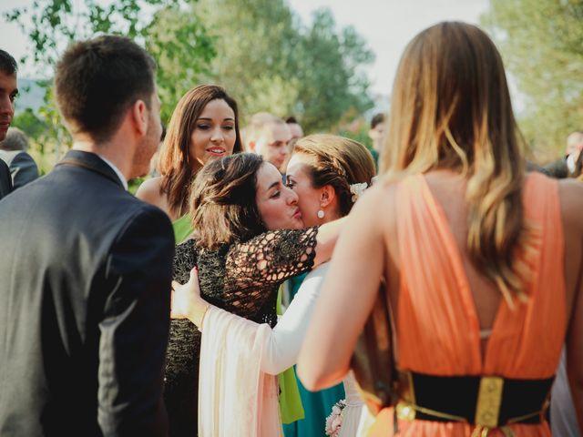 La boda de Josu y Silvia en Torremocha Del Jarama, Madrid 123