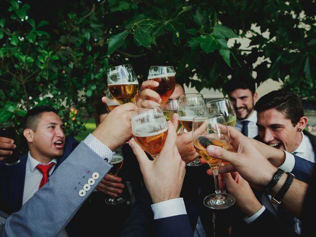 La boda de Josu y Silvia en Torremocha Del Jarama, Madrid 124