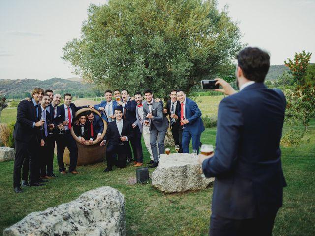 La boda de Josu y Silvia en Torremocha Del Jarama, Madrid 125