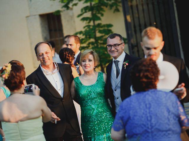 La boda de Josu y Silvia en Torremocha Del Jarama, Madrid 127