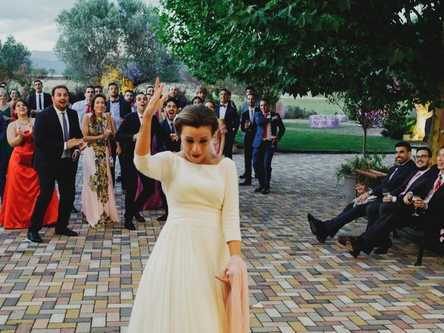 La boda de Josu y Silvia en Torremocha Del Jarama, Madrid 134