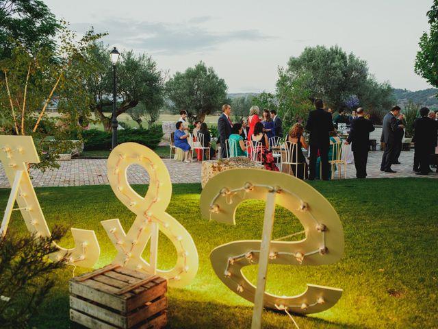 La boda de Josu y Silvia en Torremocha Del Jarama, Madrid 138
