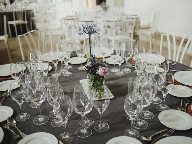 La boda de Josu y Silvia en Torremocha Del Jarama, Madrid 139
