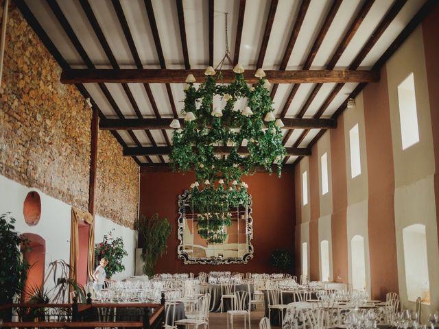 La boda de Josu y Silvia en Torremocha Del Jarama, Madrid 140